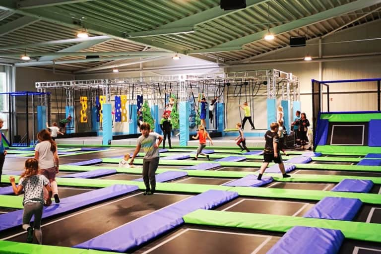 Sea Bounce Trampolinhalle Olpe