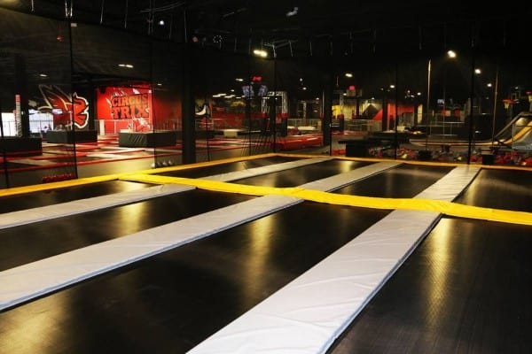 DEFY Knoxville - Trampoline Park Knoxville