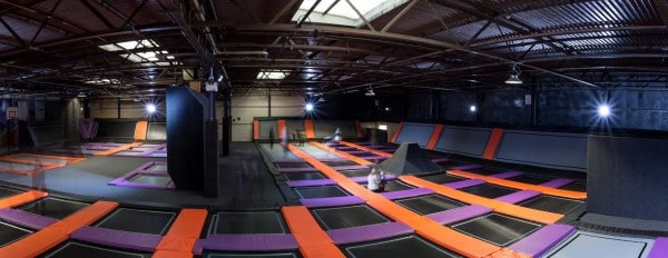 MegaBounce Trampoline Arena New Plymouth - Trampoline Park New Plymouth